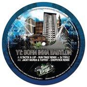 Born Inna Babylon - Ep