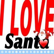 I love santa cover image