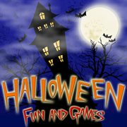 Halloween fun and games for kids cover image