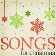 Songs for christmas cover image