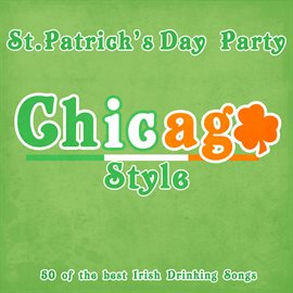 St. Patricks Day Chicago Style, book cover