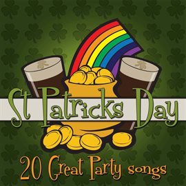 St Patricks Day: 20 Great Party Tracks, book cover