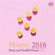 Miami 2016: deep and soulful house, vol. 1 cover image