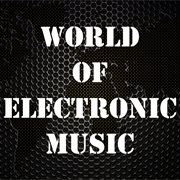 World of electronic music cover image