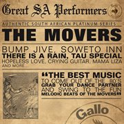 Great South African Performers - the Movers