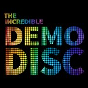 The incredible demo disc cover image