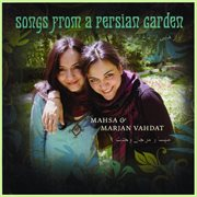Songs from a persian garden cover image