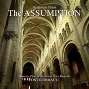 The assumption: Gregorian chant cover image
