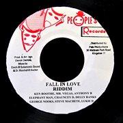 Fall in Love Riddim