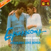Expressions - 20 golden love songs cover image