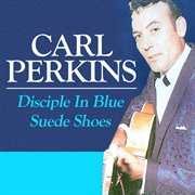 Disciple in blue suede shoes cover image