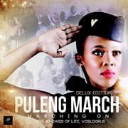 Marching on (live at oasis of life, vosloorus) cover image