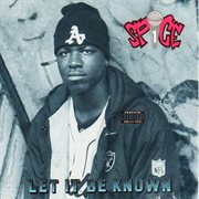 Let it be known cover image