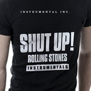 Shut up! - rolling stones instrumentals cover image