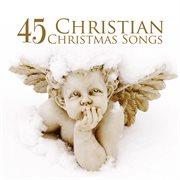45 christian christmas songs cover image