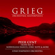 Grieg: orchestral masterpieces cover image