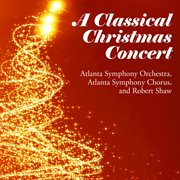 A classical christmas concert cover image