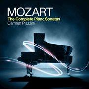 Mozart: the complete piano sonatas cover image