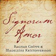 Signorum amor cover image
