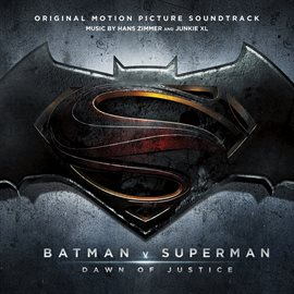 Batman v Superman: Dawn Of Justice - Original Motion Picture Soundtrack (Standard)