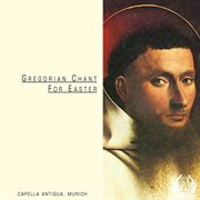 Gregorian chant for easter cover image