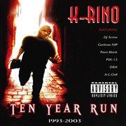 Ten Year Run 1993-2003