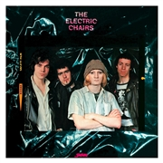 The electric chairs cover image