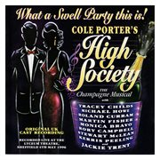 High Society - Original Uk Cast Recording