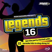 Zoom Karaoke Legends 16 - Poets and Folk Singers
