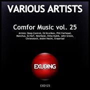 Comfort Music, Vol. 25