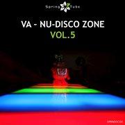 Nu-disco zone, vol.5 cover image
