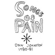Songs of pain cover image