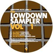 The Lowdown Sampler Vol 1