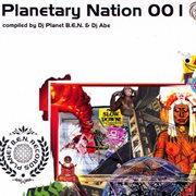 Planetary Nation Vol.1