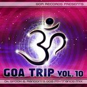 Goa trip, vol. 10: by random & dr. spook cover image