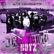 Playa Rae & 408 Inc. Present Teal Town Boyz (looned N Chopped)