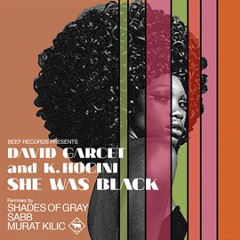 Cover image for She Was Black