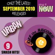 September 2010: Urban Smash Hits (r&b, Hip Hop)