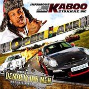 Open Lane/ Demolition Men Mixtape