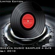 Sheeva music sampler 4 dj's vol. 2  2010 cover image