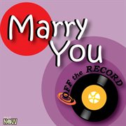Marry you cover image
