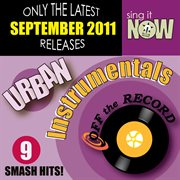 September 2011 urban hits instrumentals cover image