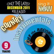 December 2011 Country Hits Instrumentals