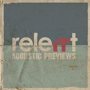 Acoustic Previews
