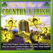 The very best of country & irish cover image