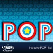 The karaoke channel - pop vol. 2 cover image
