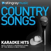 Stingray Music Karaoke - Country Vol. 6