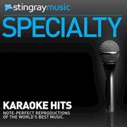 Stingray Music Karaoke - Specialty Vol. 11