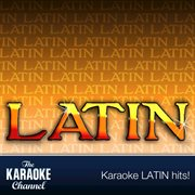 The karaoke channel - latin hits of 2001, vol. 6 cover image