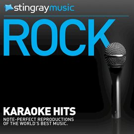 Cover image for Stingray Music Karaoke - Rock Vol. 43